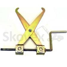 "Wheel chain mounting tool ""scissors"""