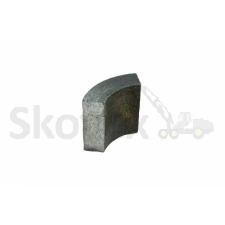 Lindilüli keevisplaat (poolkuu)15mm