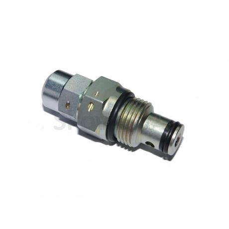 Low pressure valve