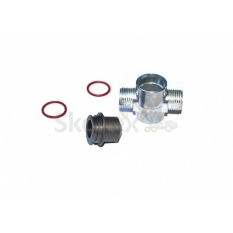 Injector cap kit