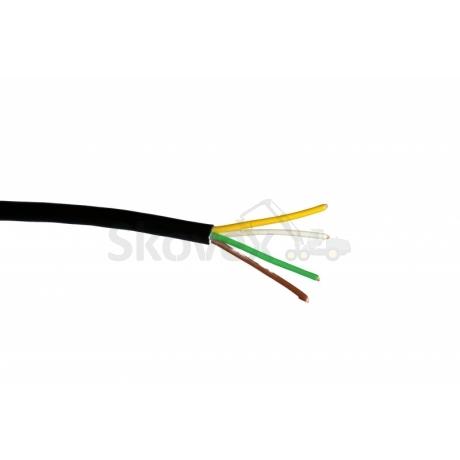 ÖLFLEX® PUR S17 4x0,25mm2