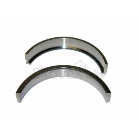 Swash plate bearing seat 2pcs set