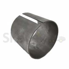 Bushning-metal