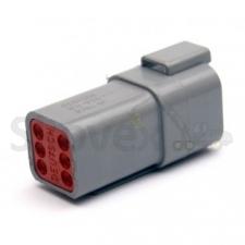 Connector DT04-6P