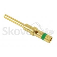 Klemm #16 pistikule, Kullatud 0,8-1,3mm - Kraana CAN