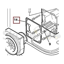 Hydronic 10 seal
