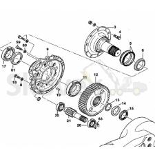 Kasutatud rattareduktor Z=49
