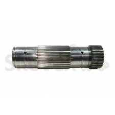 BBR 15HD alumine võll