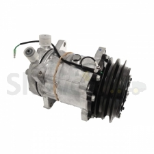 Climate pump / AC Compressor - angled connections (alternative)