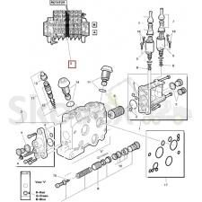 Valve stack ROTATOR LS90