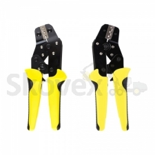 Crimping tool for non isolated terminals 0,5-1,5mm2