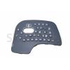 Button set LH Navi/Sort
